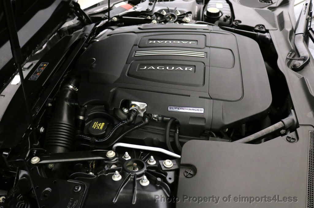 2015 Jaguar F-TYPE CERTIFIED F-TYPE V6 Blind Spot MERIDIAN CAMERA NAVI - 17234536 - 21