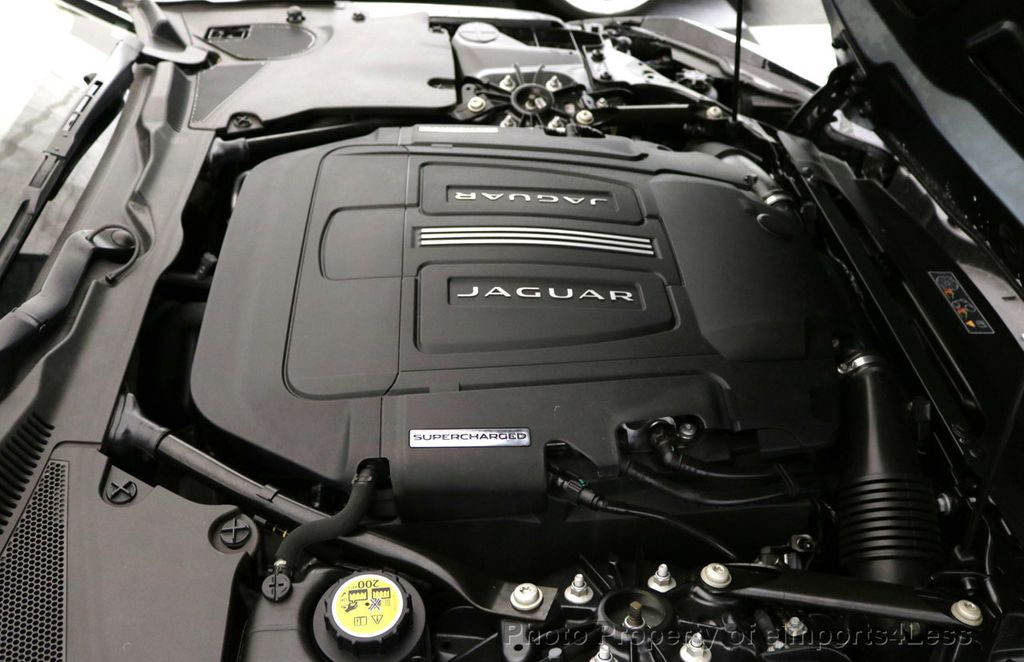 2015 Jaguar F-TYPE CERTIFIED F-TYPE V6 Blind Spot MERIDIAN CAMERA NAVI - 17234536 - 22