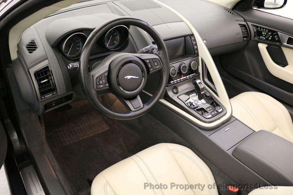 2015 Jaguar F-TYPE CERTIFIED F-TYPE V6 Blind Spot MERIDIAN CAMERA NAVI - 17234536 - 25