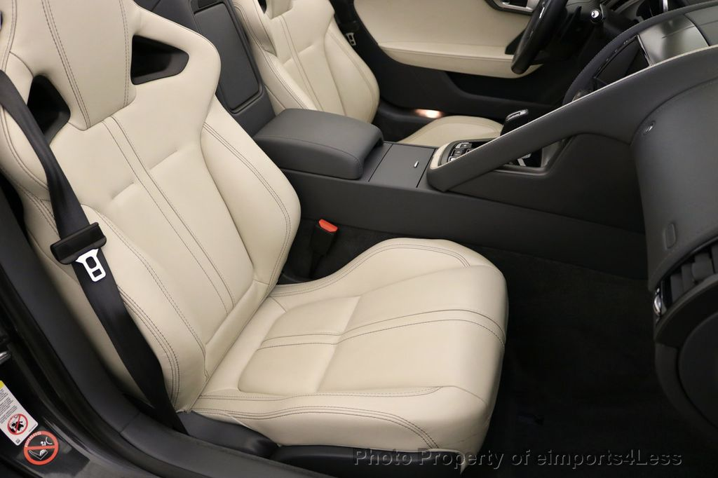 2015 Jaguar F-TYPE CERTIFIED F-TYPE V6 Blind Spot MERIDIAN CAMERA NAVI - 17234536 - 34