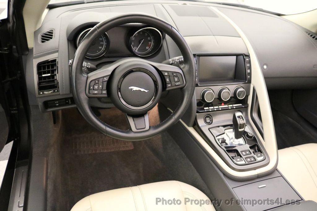 2015 Jaguar F-TYPE CERTIFIED F-TYPE V6 Blind Spot MERIDIAN CAMERA NAVI - 17234536 - 35