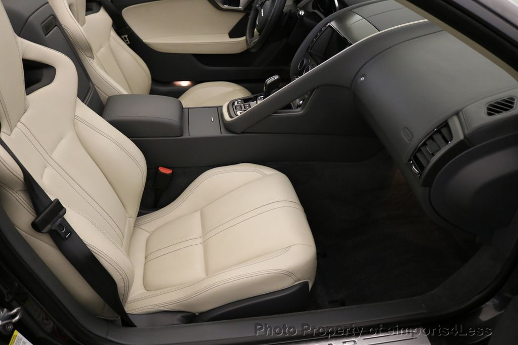 2015 Jaguar F-TYPE CERTIFIED F-TYPE V6 Blind Spot MERIDIAN CAMERA NAVI - 17234536 - 44