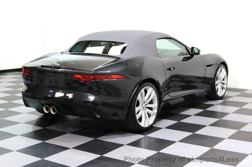 2015 Jaguar F-TYPE CERTIFIED F-TYPE V6 Blind Spot MERIDIAN CAMERA NAVI - 17234536 - 47