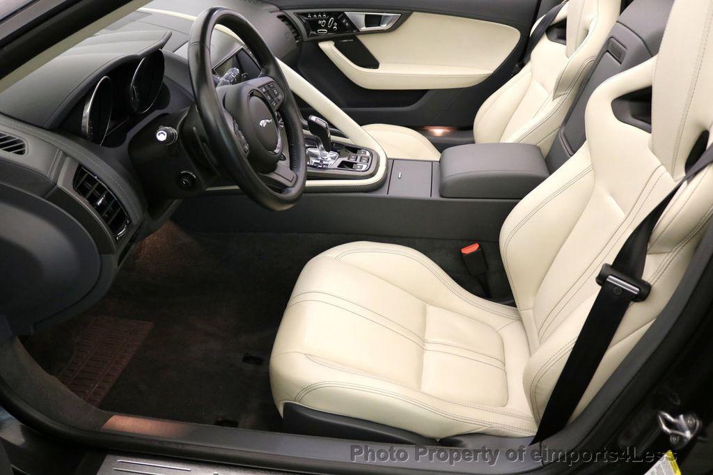 2015 Jaguar F-TYPE CERTIFIED F-TYPE V6 Blind Spot MERIDIAN CAMERA NAVI - 17234536 - 7