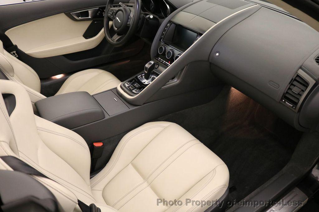 2015 Jaguar F-TYPE CERTIFIED F-TYPE V6 Blind Spot MERIDIAN CAMERA NAVI - 17234536 - 8