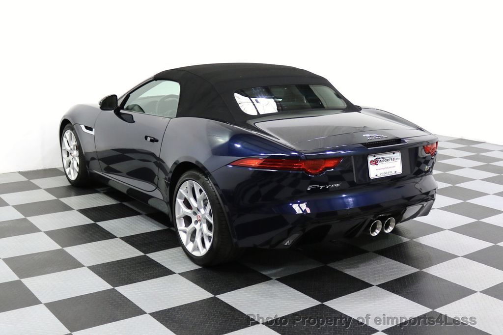 2015 Jaguar F-TYPE CERTIFIFIED F-TYPE S BLIND SPOT MERIDIAN NAVIGATION - 17724865 - 2