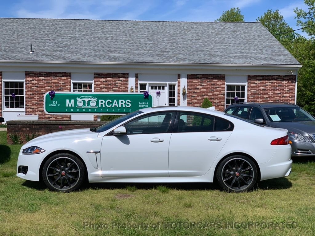 2015 Jaguar XF 4dr Sedan V6 Sport AWD - 18998965 - 0