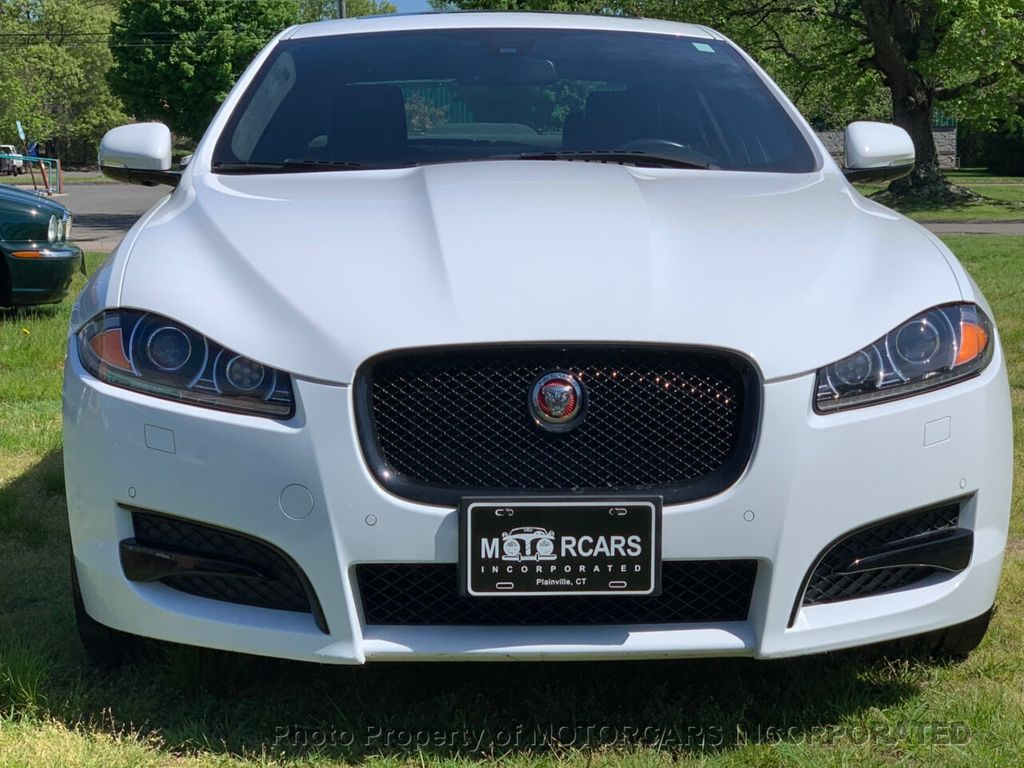 2015 Jaguar XF 4dr Sedan V6 Sport AWD - 18998965 - 2