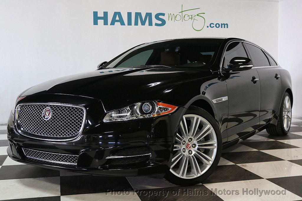 2015 used jaguar xj 4dr sedan xjl portfolio rwd at haims. Black Bedroom Furniture Sets. Home Design Ideas