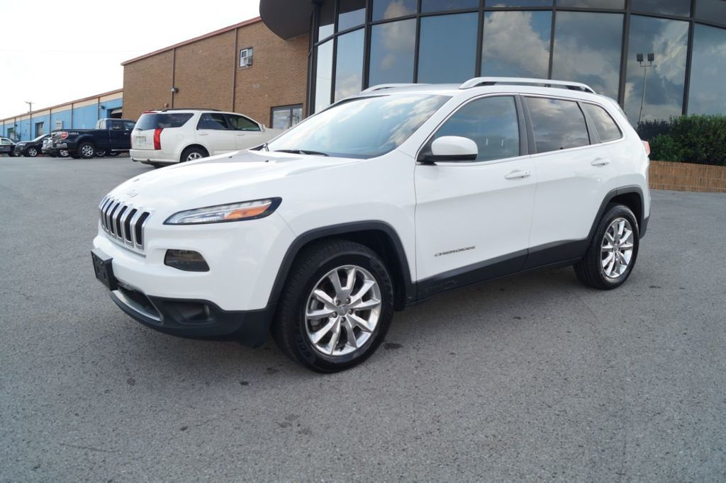 2015 Used Jeep Cherokee 2015 Jeep Cherokee 4wd Suv Limited Great Deal 615 730 9991 At Next Ride Motors Serving Nashville Tn Iid 20252157