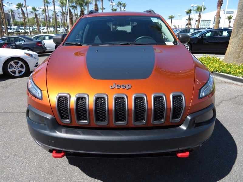 2015 Jeep Cherokee 4WD 4dr Trailhawk - 16873090 - 1