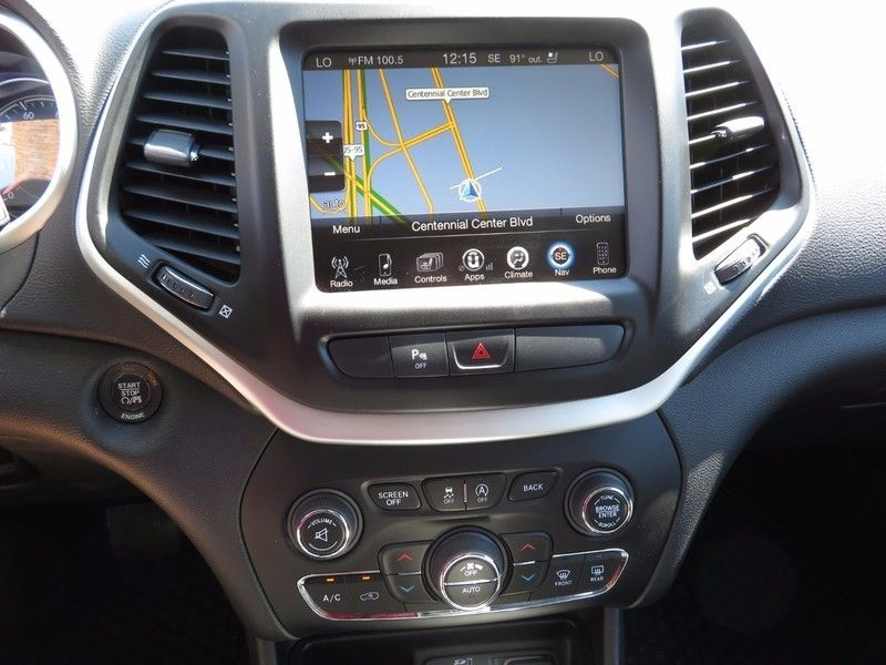 2015 Jeep Cherokee 4WD 4dr Trailhawk - 16873090 - 22