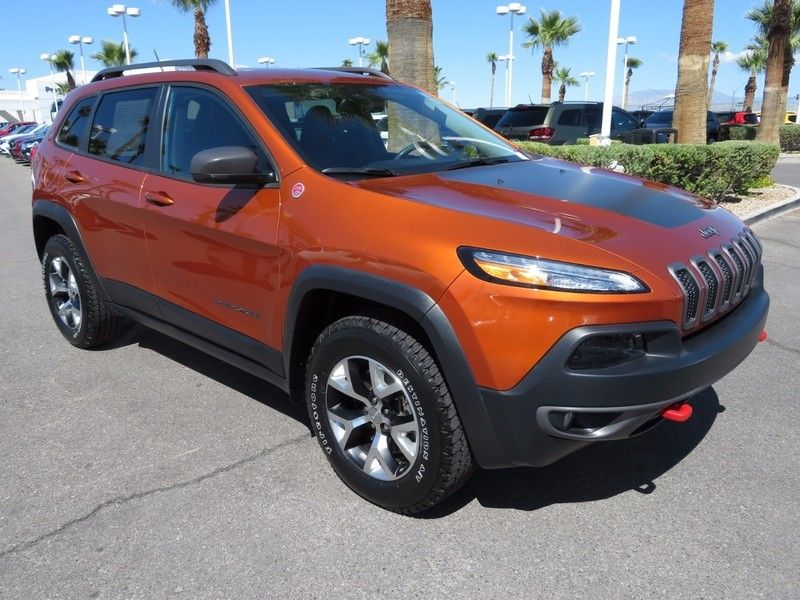 2015 Jeep Cherokee 4WD 4dr Trailhawk - 16873090 - 2
