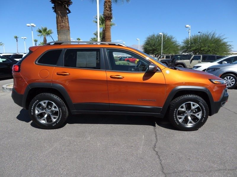 2015 Jeep Cherokee 4WD 4dr Trailhawk - 16873090 - 3