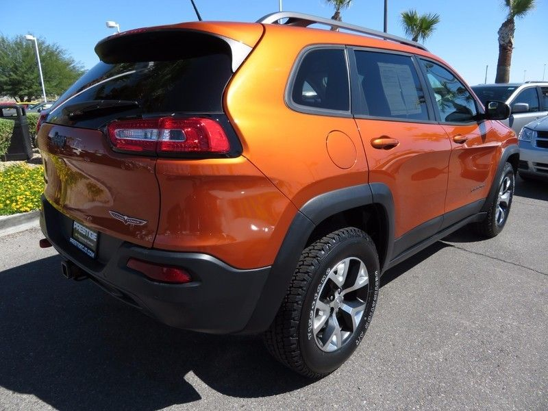 2015 Jeep Cherokee 4WD 4dr Trailhawk - 16873090 - 4