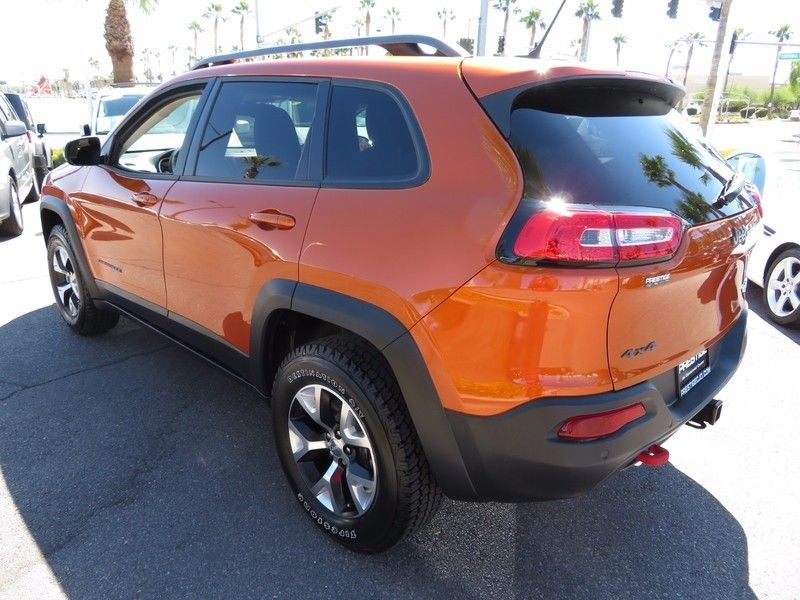 2015 Jeep Cherokee 4WD 4dr Trailhawk - 16873090 - 7