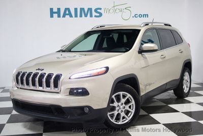 2015 used jeep cherokee cherokee latitude at haims motors serving fort lauderdale hollywood. Black Bedroom Furniture Sets. Home Design Ideas