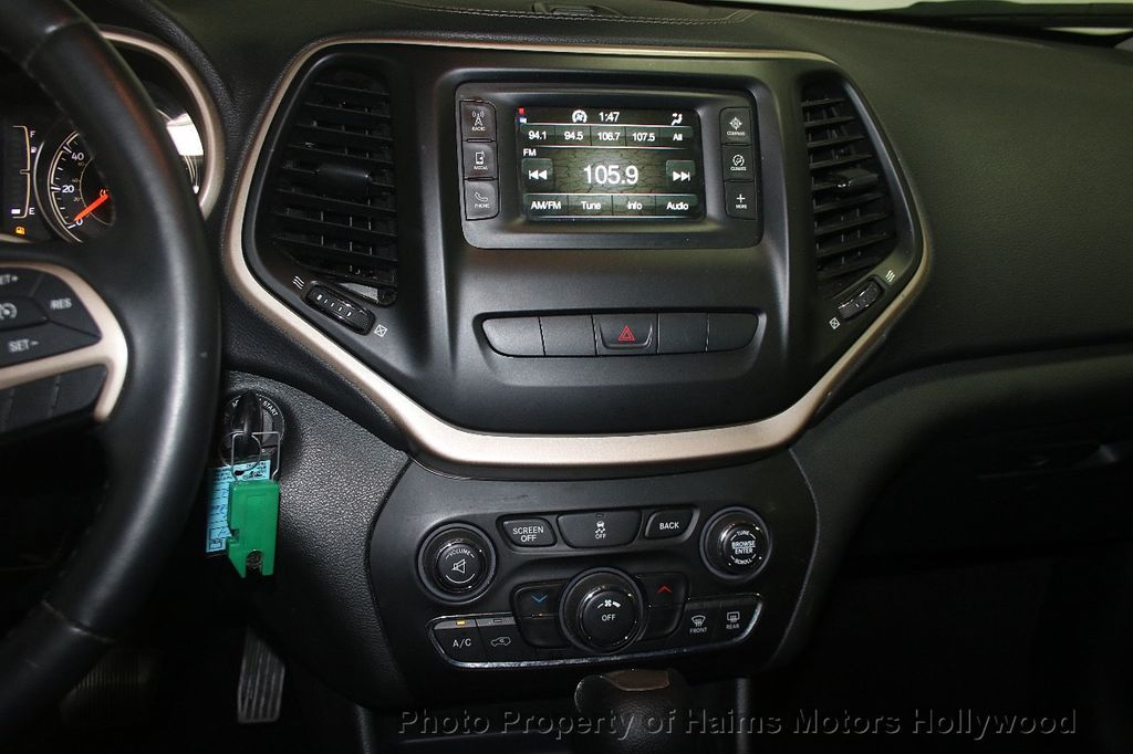 2015 Used Jeep Cherokee Cherokee Latitude At Haims Motors Serving Fort Lauderdale Hollywood