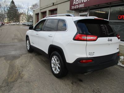 2015 Jeep Cherokee CHEROKEE LATITUDE - Click to see full-size photo viewer