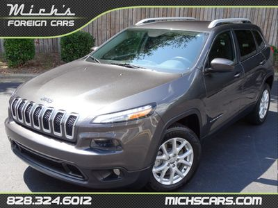 Used Jeep at Michs Foreign Cars Serving Hickory, NC
