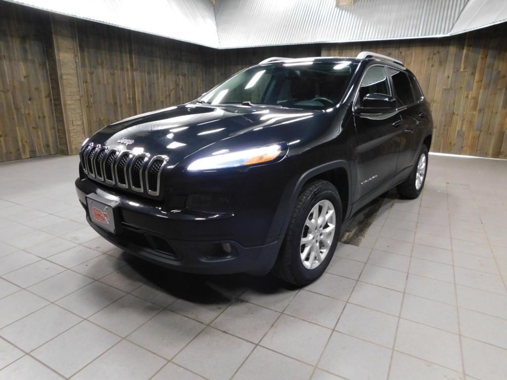 2015 Jeep Cherokee Latitude - 18198050 - 3