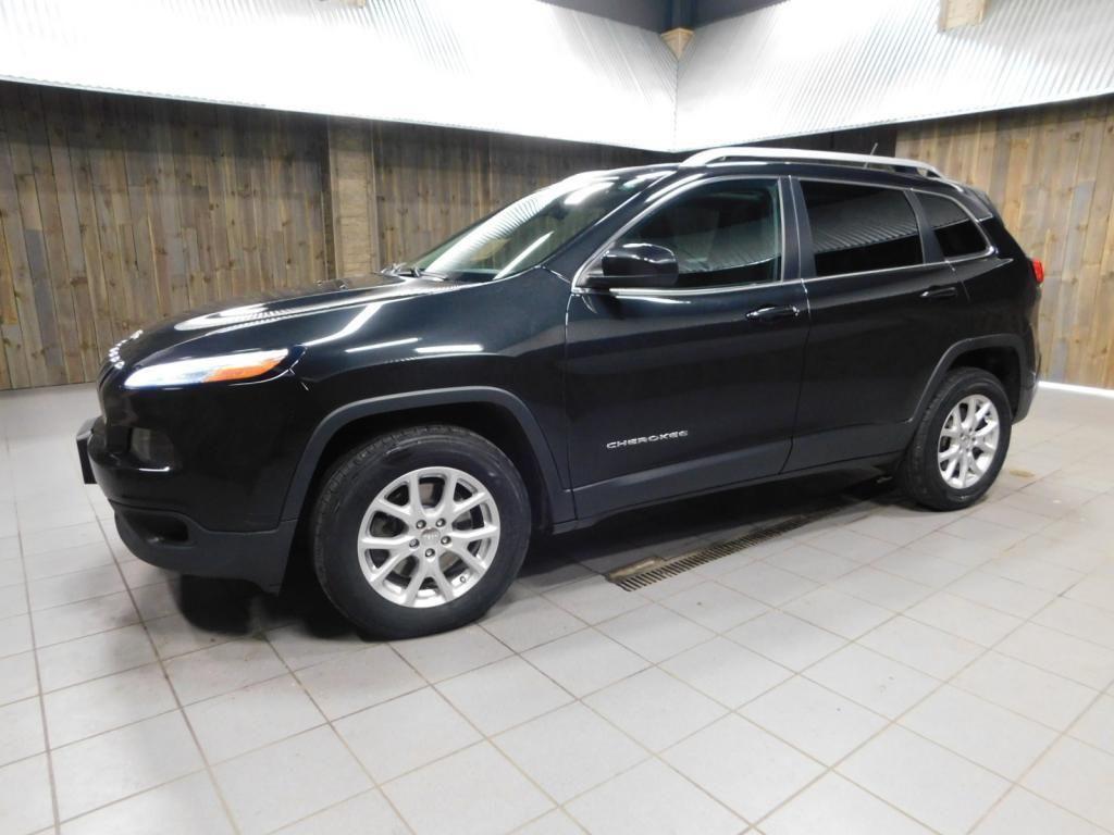 2015 Jeep Cherokee Latitude - 18198050 - 4