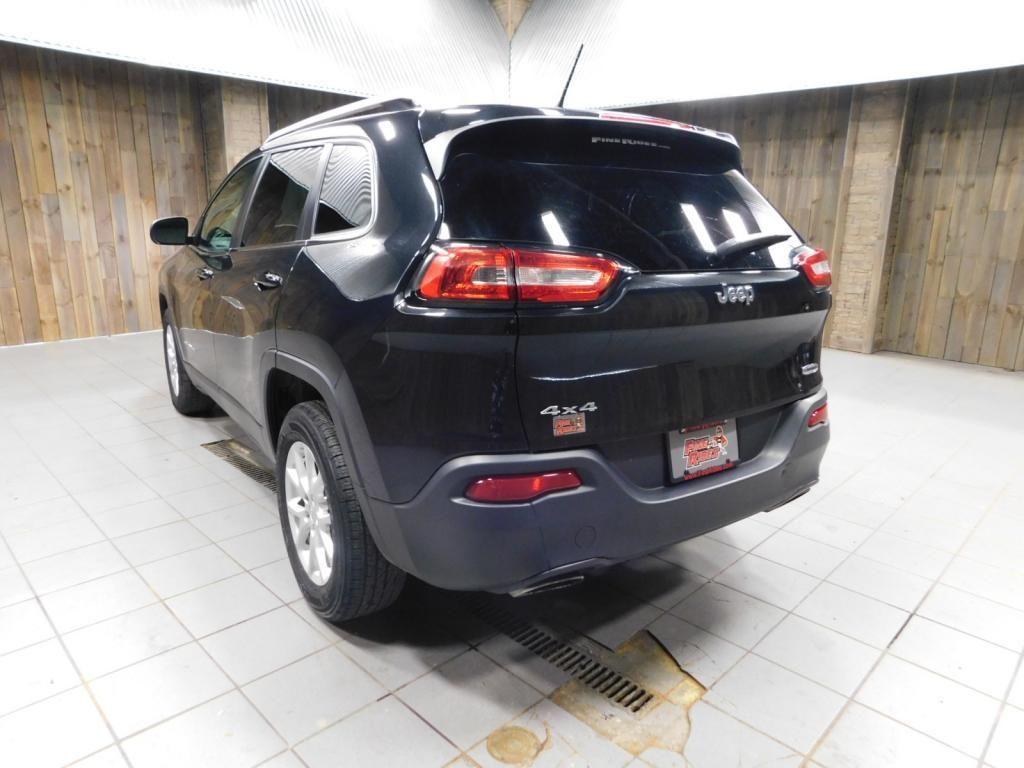 2015 Jeep Cherokee Latitude - 18198050 - 6