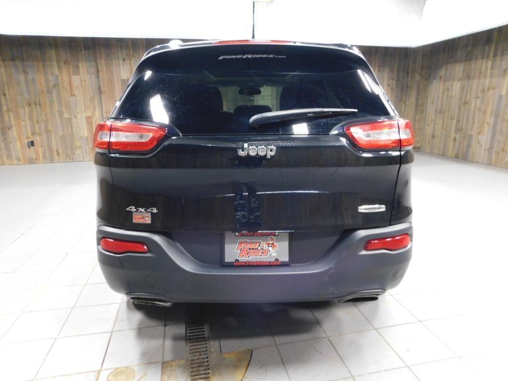 2015 Jeep Cherokee Latitude - 18198050 - 7