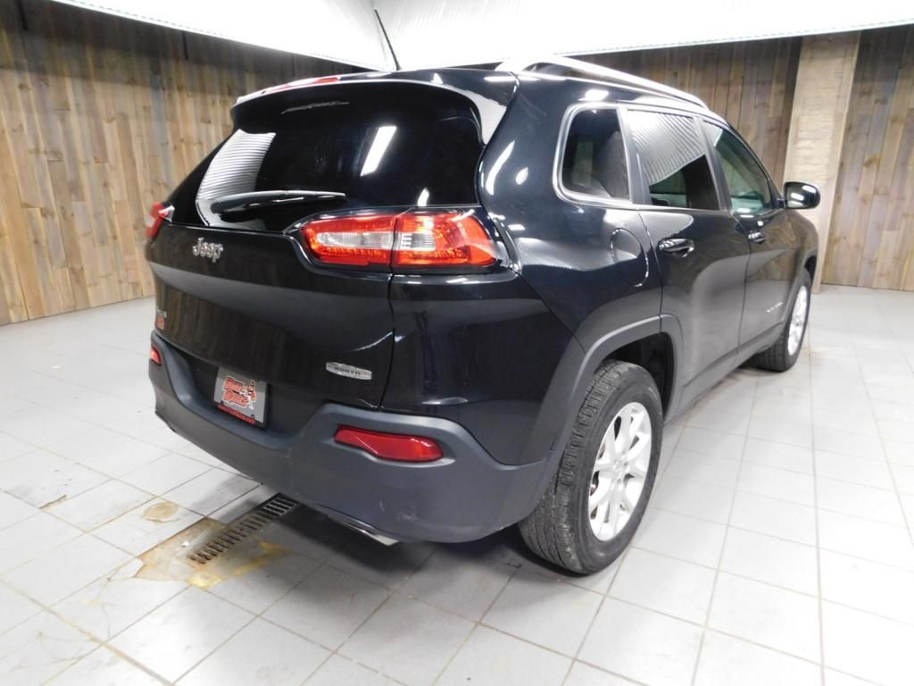 2015 Jeep Cherokee Latitude - 18198050 - 8