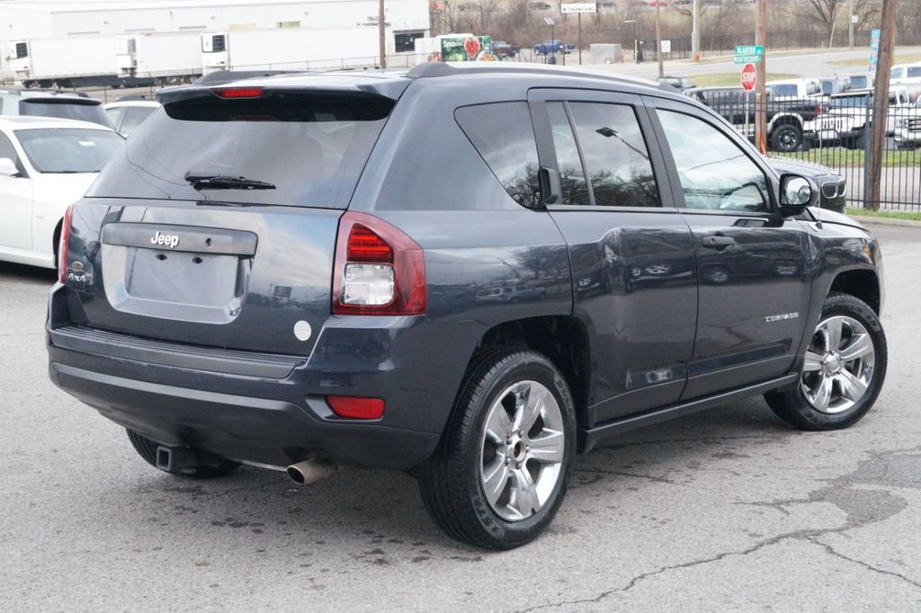 2015 Used Jeep Compass 2015 JEEP COMPASS 4WD SPORT 5-SPD