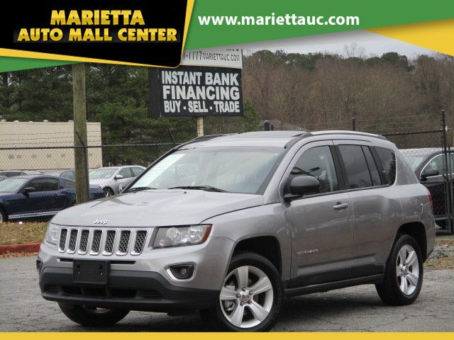 2015 Jeep Compass 4WD 4dr Latitude High Altitude Edition