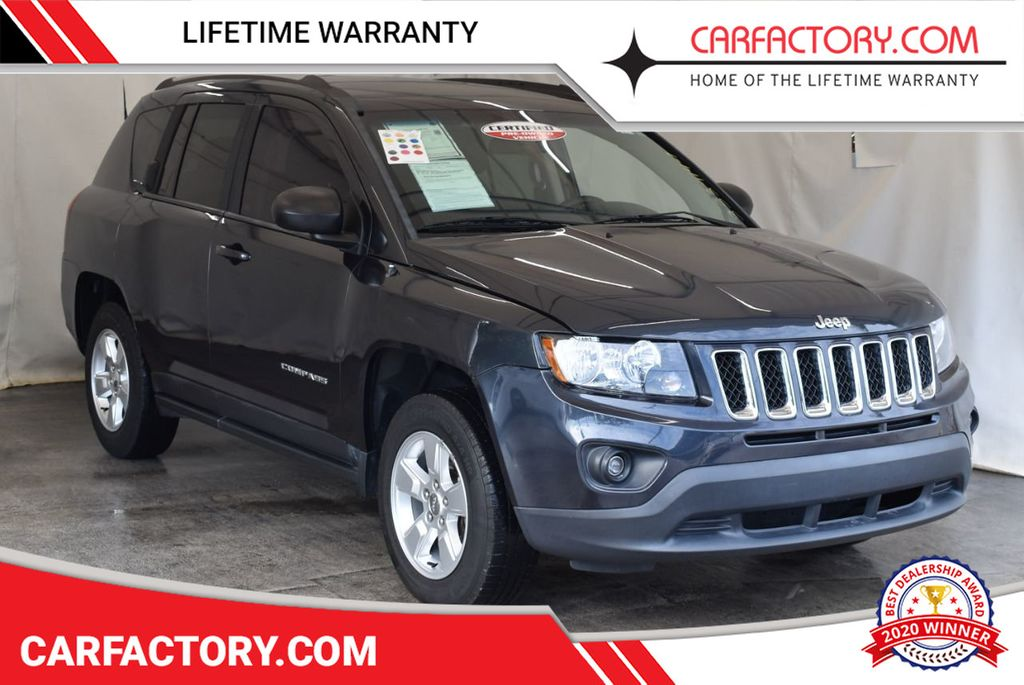 2015 Jeep Compass 4WD 4dr Limited - 17982166 - 0
