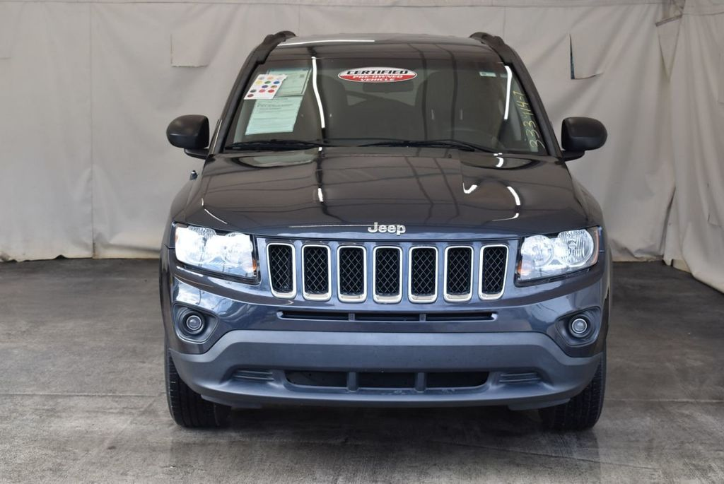 2015 Jeep Compass 4WD 4dr Limited - 17982166 - 3