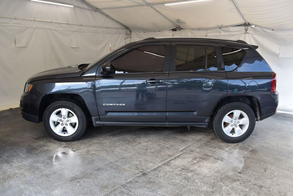 2015 Jeep Compass 4WD 4dr Limited - 17982166 - 4