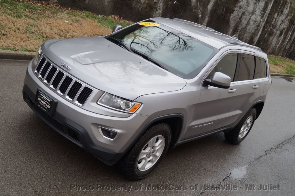 2015 Jeep Grand Cherokee 4WD 4dr Laredo - 18527738 - 14
