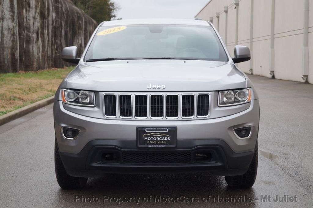 2015 Jeep Grand Cherokee 4WD 4dr Laredo - 18527738 - 3