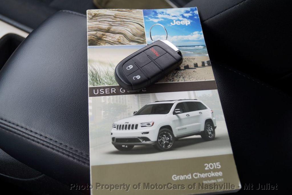 2015 Jeep Grand Cherokee 4WD 4dr Laredo - 18527738 - 46
