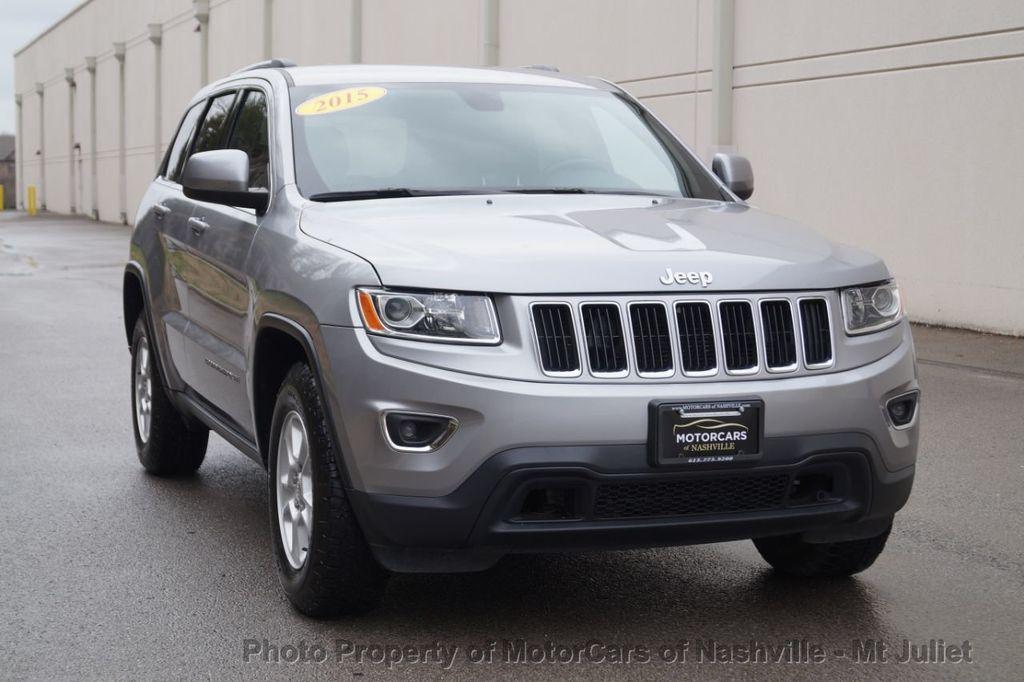 2015 Jeep Grand Cherokee 4WD 4dr Laredo - 18527738 - 4