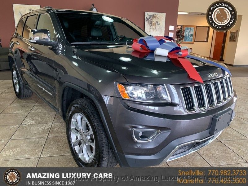 2015 Jeep Grand Cherokee 4WD 4dr Limited - 19389022 - 0