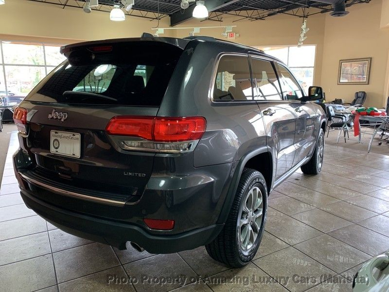 2015 Jeep Grand Cherokee 4WD 4dr Limited - 19389022 - 10