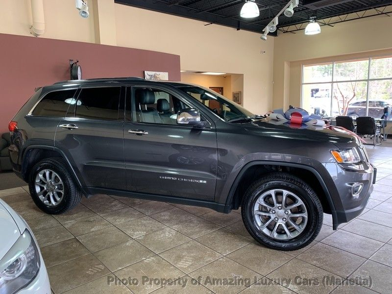 2015 Jeep Grand Cherokee 4WD 4dr Limited - 19389022 - 11