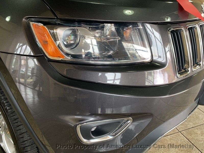 2015 Jeep Grand Cherokee 4WD 4dr Limited - 19389022 - 1