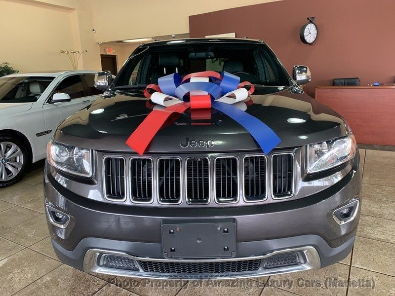 2015 Jeep Grand Cherokee 4WD 4dr Limited - 19389022 - 2