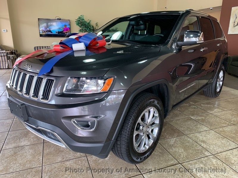 2015 Jeep Grand Cherokee 4WD 4dr Limited - 19389022 - 4