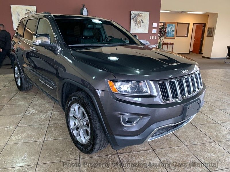 2015 Jeep Grand Cherokee 4WD 4dr Limited - 19389022 - 57