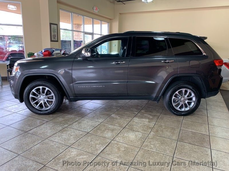 2015 Jeep Grand Cherokee 4WD 4dr Limited - 19389022 - 5