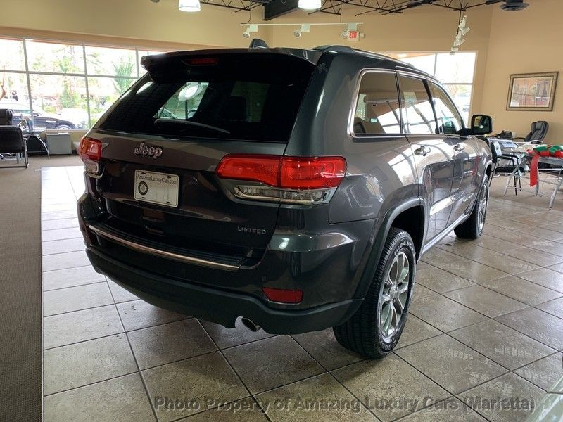 2015 Jeep Grand Cherokee 4WD 4dr Limited - 19389022 - 60