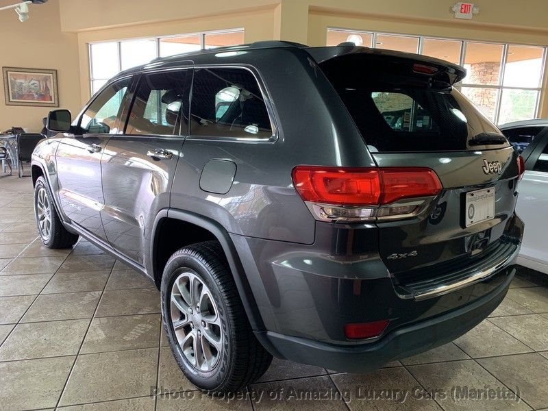 2015 Jeep Grand Cherokee 4WD 4dr Limited - 19389022 - 6