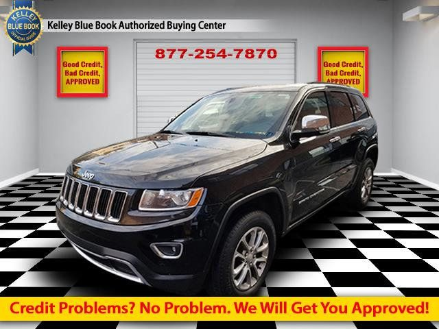 2015 Jeep Grand Cherokee 4WD 4dr Limited - 18082249 - 0