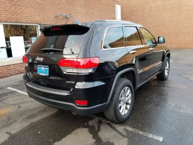 2015 Jeep Grand Cherokee 4WD 4dr Limited - 18082249 - 4